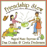 Friendship Stew Cover